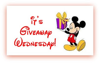 giveaway+mickey Its GIVEAWAY Wednesday!