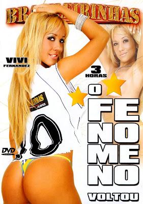 Brasileirinhas - O Fenômeno Voltou - (+18)