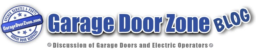 Garage Door Zone Blog