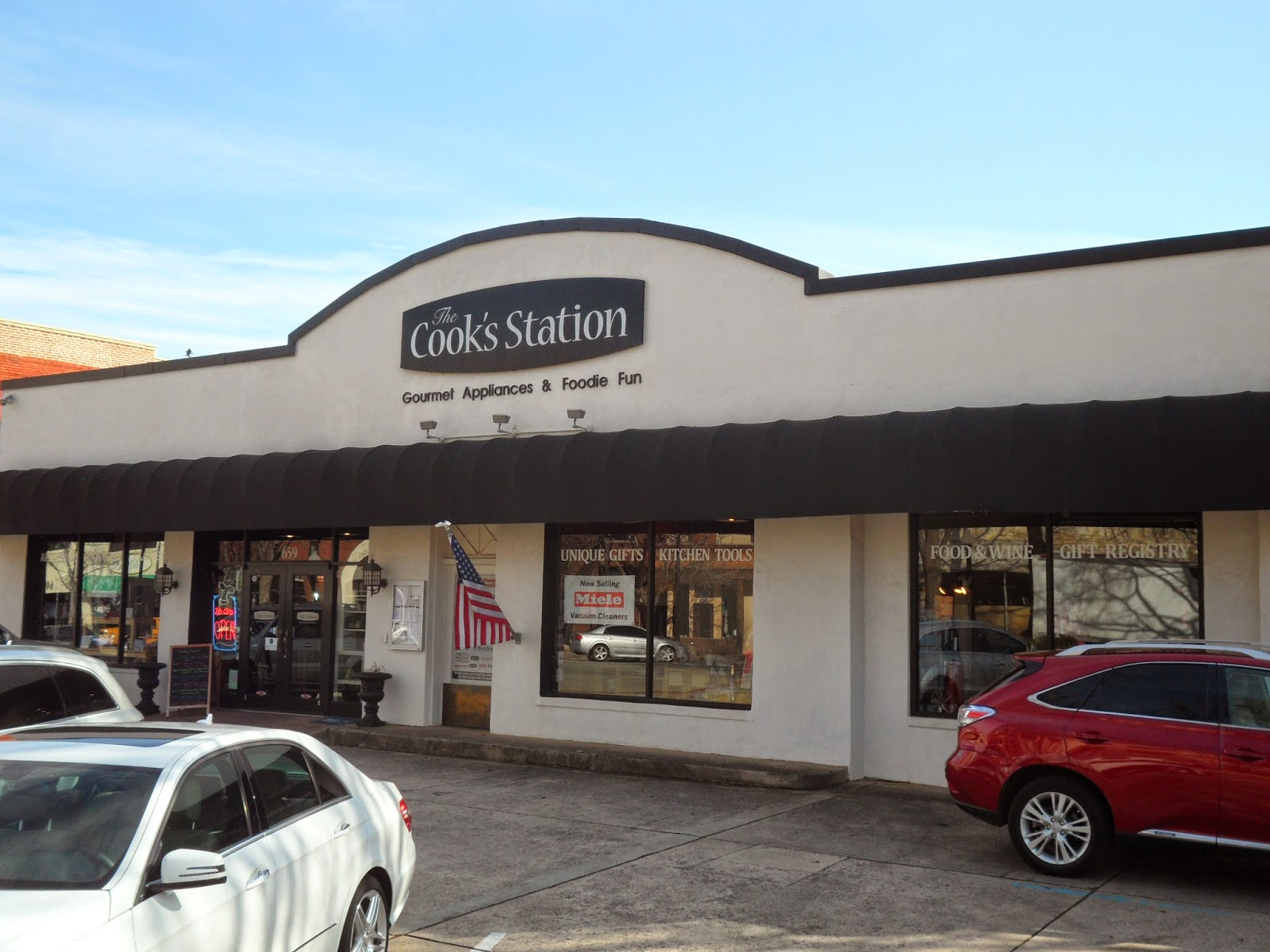 cooks station greenville sc