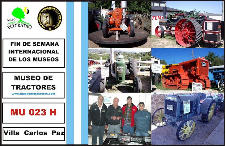QSL Museo de Tractores de Villa Carlos Paz