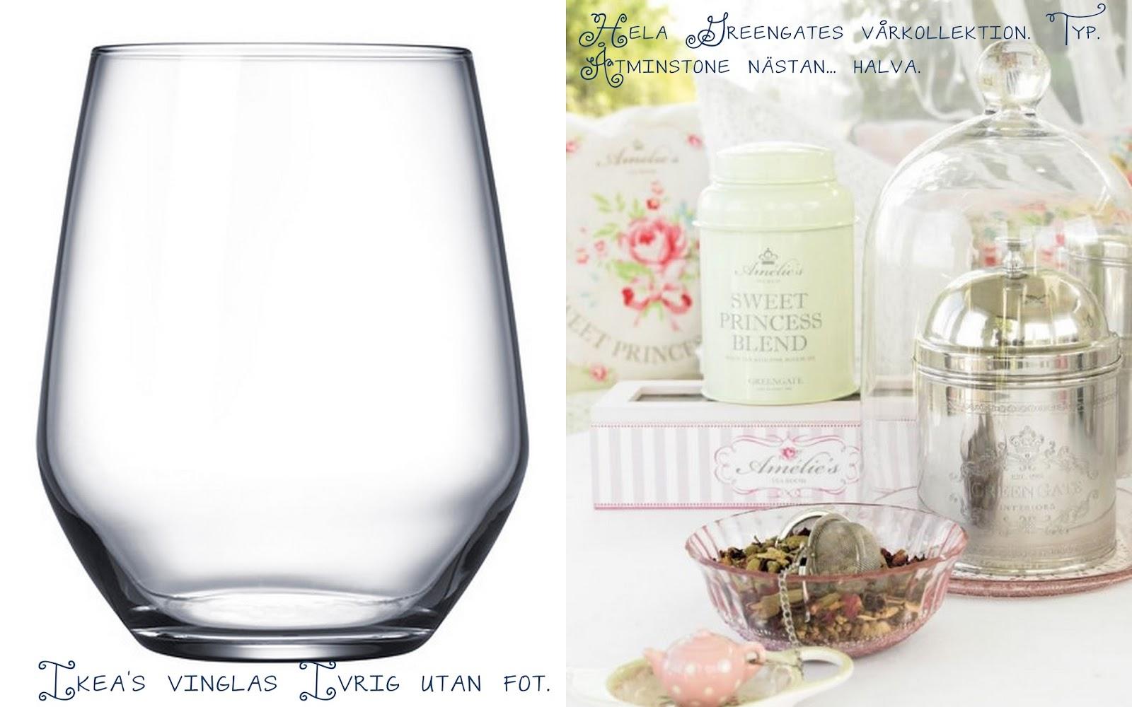 ikea, greengate, wine, home decor