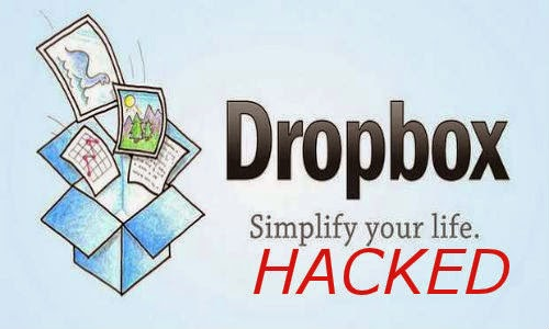 7 Million Dropbox Passwords Hacked and Leaked, Dropbox hacked, id password leaked, Dropbox users leaked, Dropbox data leaked, cloud got hacked, hacking cloud service, Secure your drop box accounts, hacking dropbox, hacking user id and password