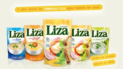 Liza lança embalagem sachê