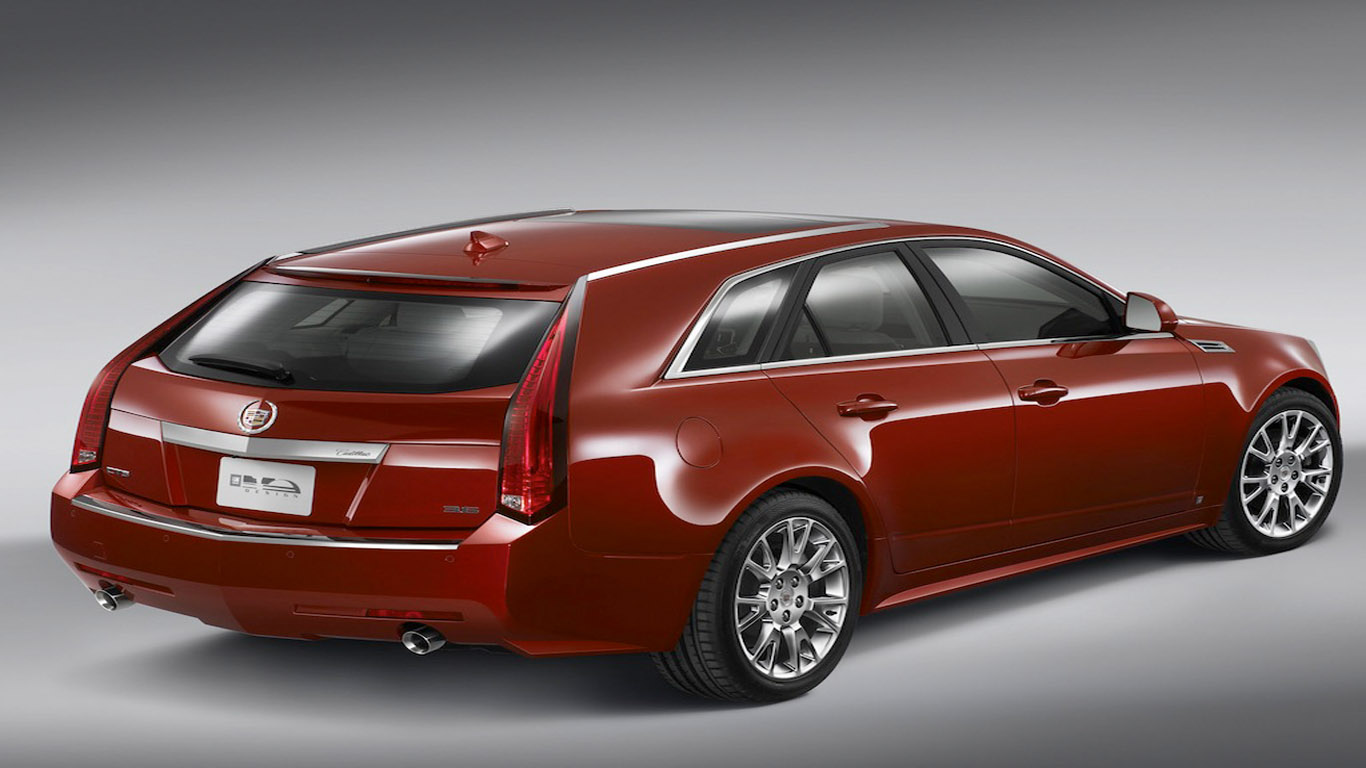 cadillac cts sport wagon 2012 technical images and list. Black Bedroom Furniture Sets. Home Design Ideas