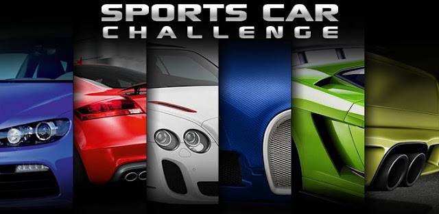 Download Sports Car Challenge v2.3 Android Apk + Data Full [Atualizado]