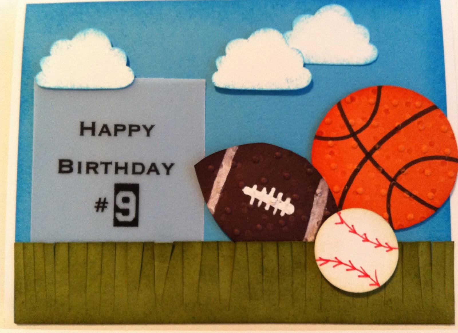 Princesstepa happy birthday sports themed happy birthday sports themed m4hsunfo