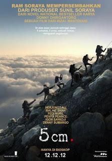 Sinopsis Film 5 CM The Movie