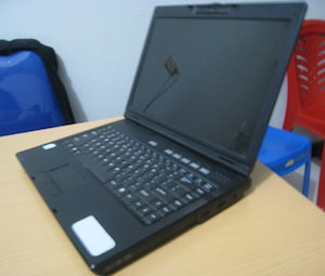 laptop second malang axiom fw01