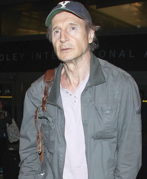 Is he sick? Liam Neeson is in bad condition