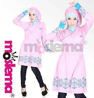 Gambar Baju Muslim Kaos Lebaran untuk Remaja
