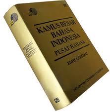 kata arti kata dalam Kamus Besar Bahasa Indonesia Online Gratis
