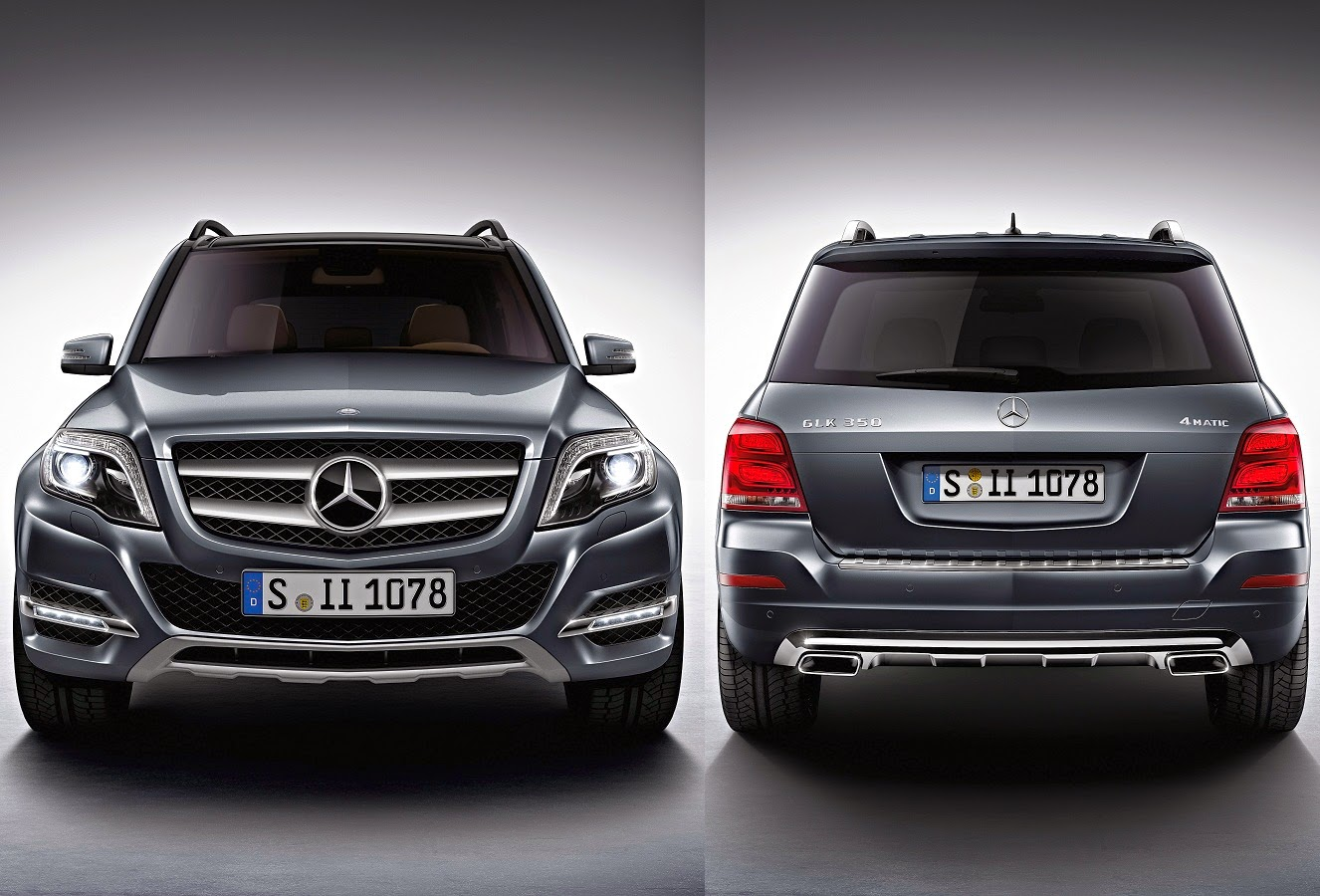 Dynamism Of A Rock Solid Character Mercedes Benz Glk