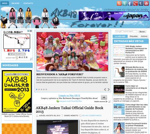 AKB48 Forever!!