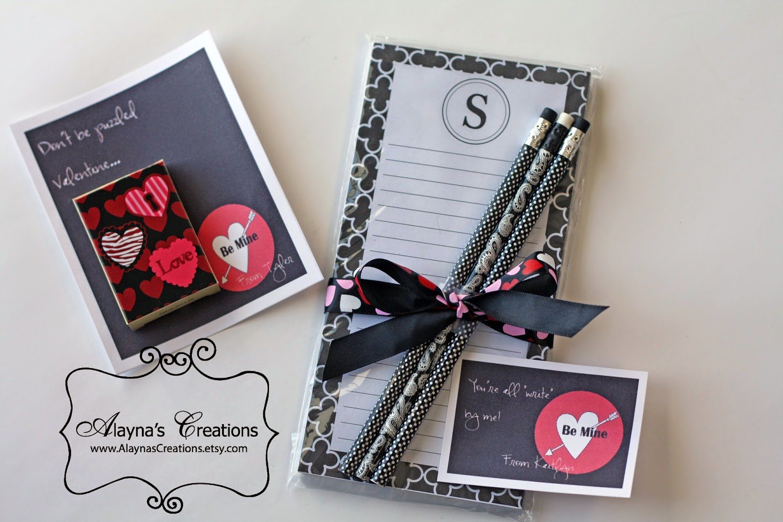 Quick and Inexpensive Valentines #A22942