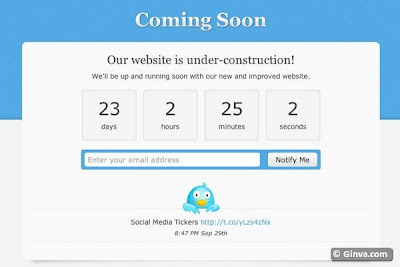 Number 7 ay  20 WordPress Maintenance Mode or Under Construction Plugins That You Cant Resist
