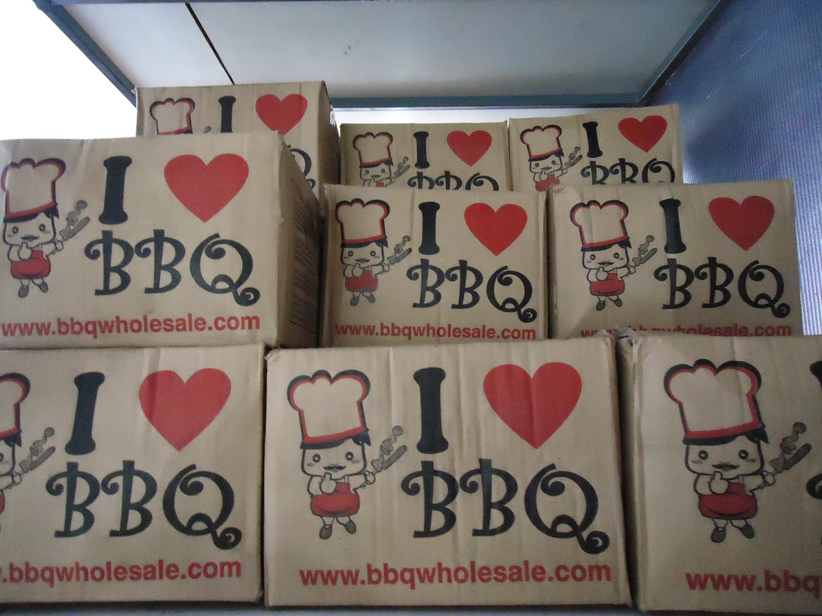 BBQ Wholesale Centre - BBQ Charcoal