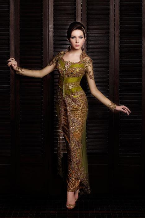 Modern Kebaya Evolution Of Indonesian Traditional Dress