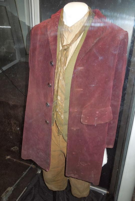 Hobbit Desolation of Smaug Bilbo Baggins costume