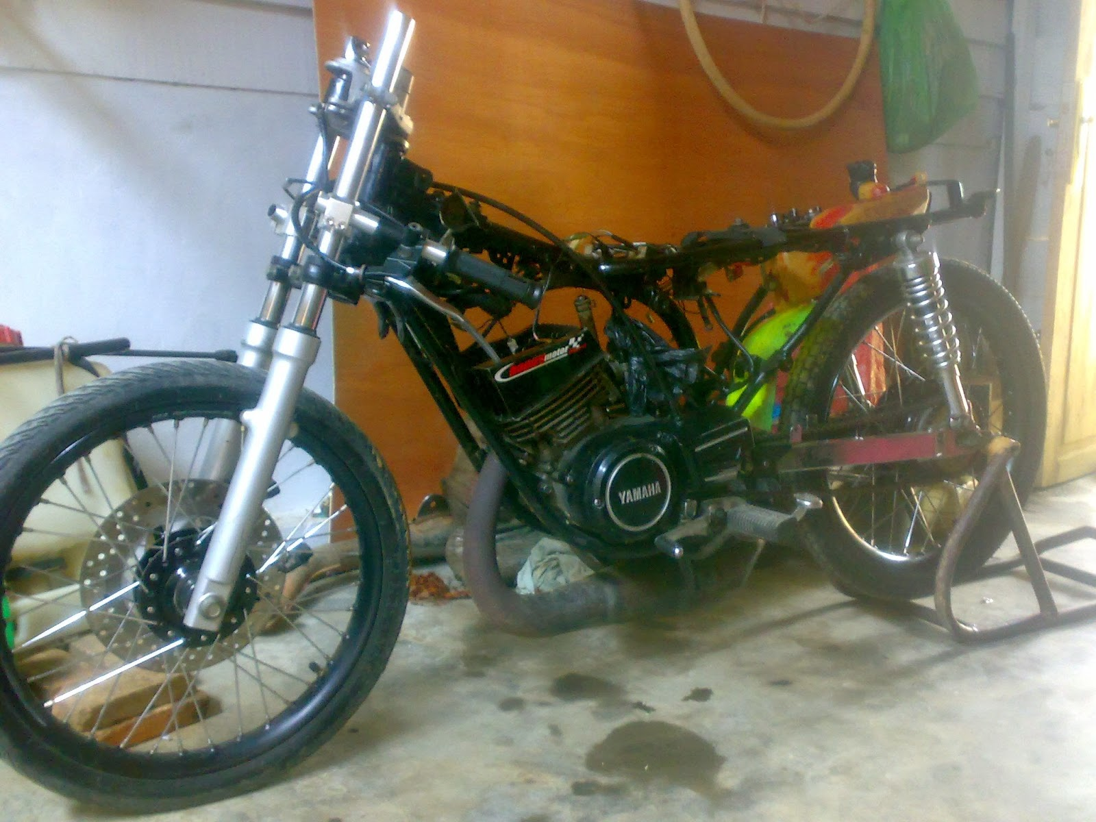 bore up rx king   rowman xvd