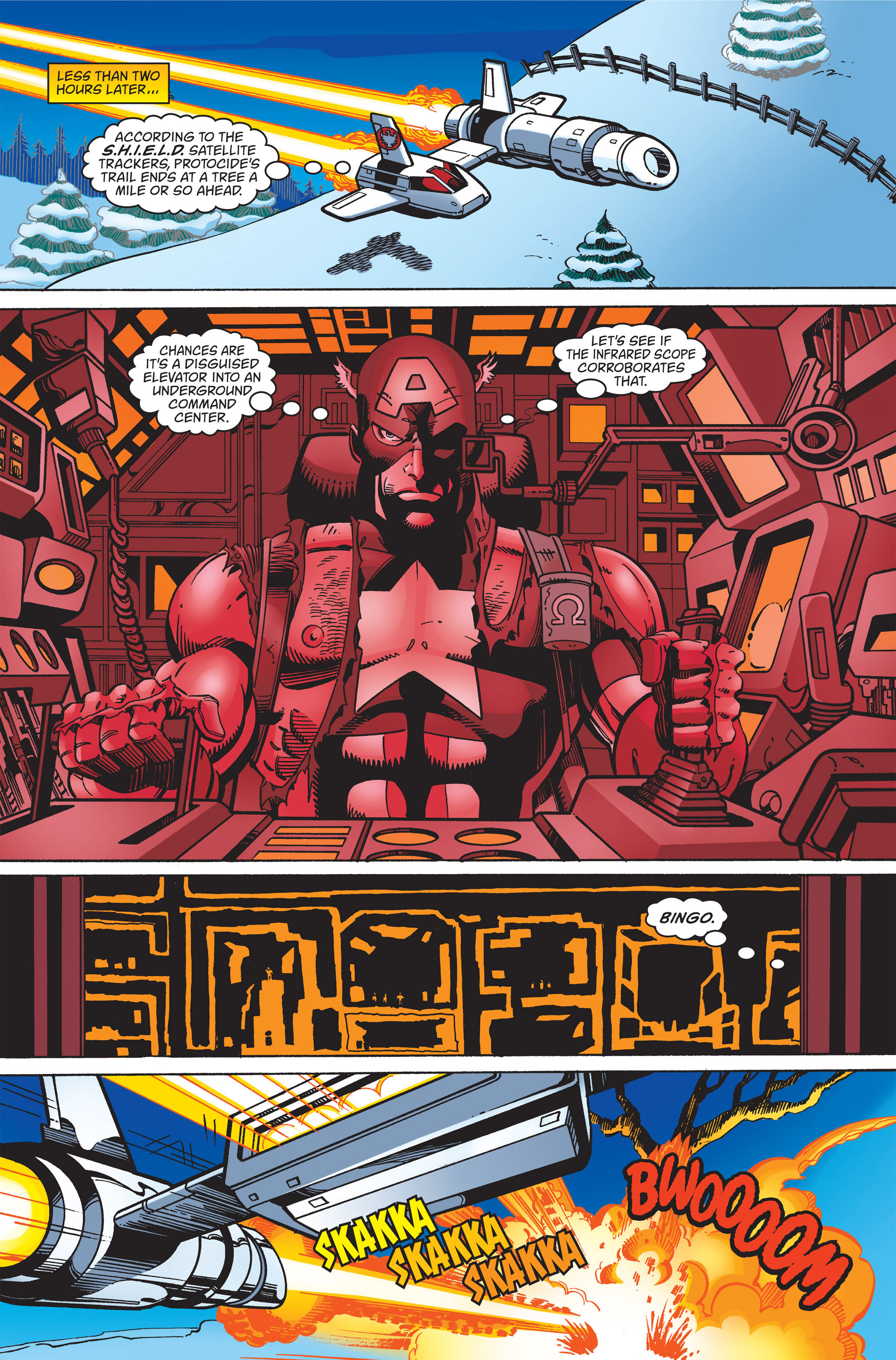 Captain America (1998) Issue #38 #45 - English 13