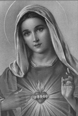INMACULADO CORAZÓN DE LA VIRGEN MARÍA. Sábado Posterior al 2° Domingo Después de Pentecostés