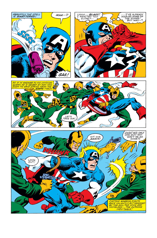 Captain America (1968) Issue #257 #172 - English 4