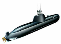 Type 214 Class Submarine