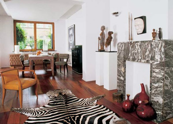 Alida and miller out of africa for African inspired decor living room