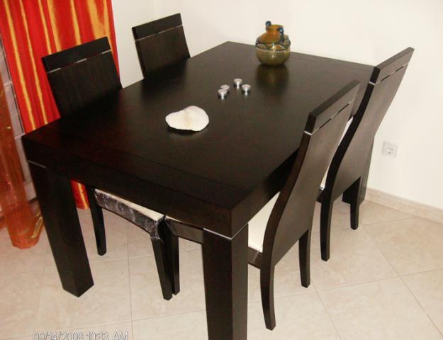 mesa de jantar 4 lugares 6