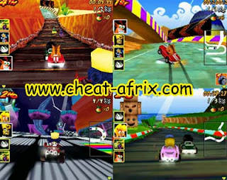 Crash Team Racing  Free Download Games For Pc