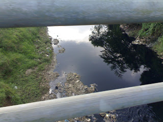 sungai tercemar