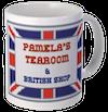 Pamela Logo Stuff