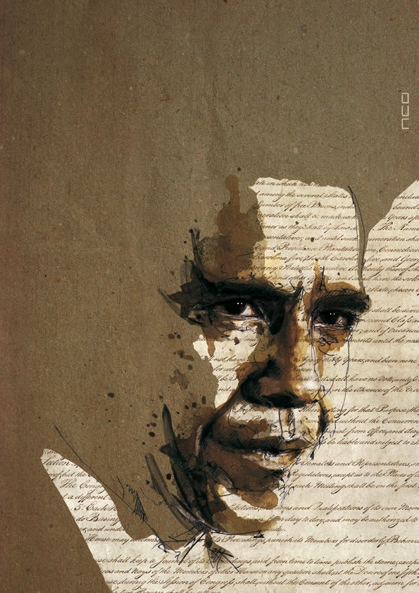 26-Barack-Obama-Florian-Nicolle-neo-Portrait-Paintings-focused-on-Expressions-www-designstack-co