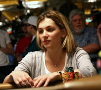 Ajedrez y poker con Almira Skripchenko