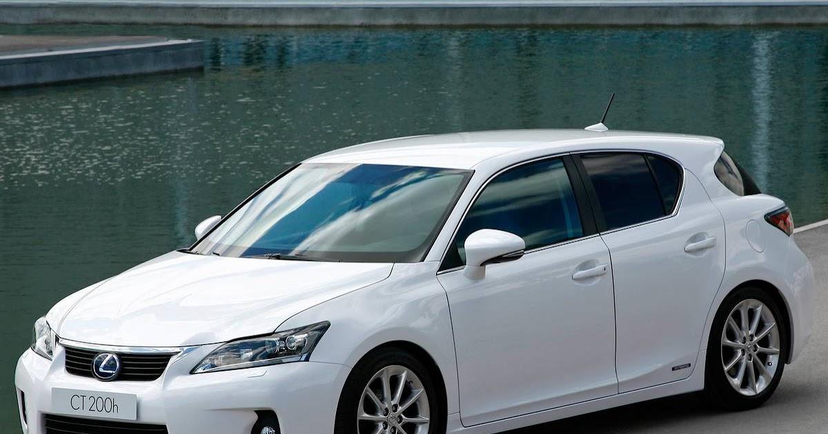 Lexus CT 200h é lançado no Brasil com preço de R$ 149 mil
