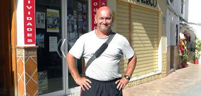 Gids Michael Tweehuijsen (Parque Natural de las Sierras Tejeda, Almijara y Alhama)