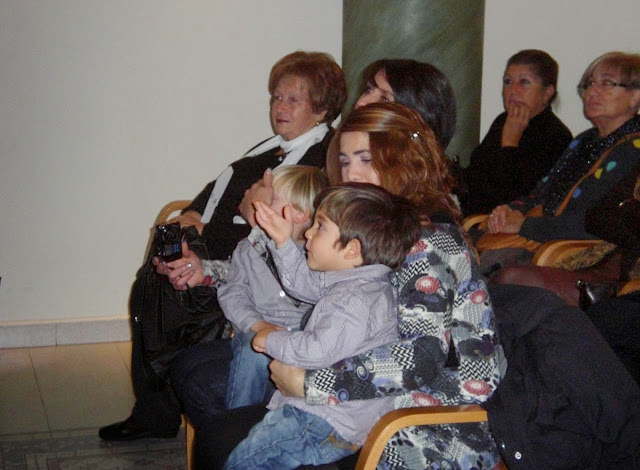 El Blog de María Serralba - Acto Presentación Alicante 20/12/13