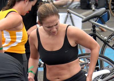 Jennifer Lopez Workout Triathlon