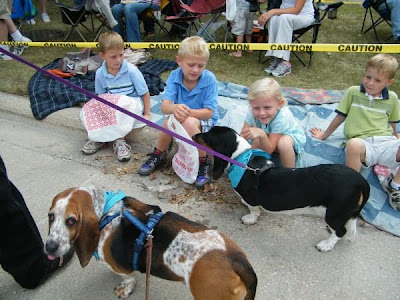 guardian angel basset rescue