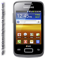 Samsung Galaxy Y Duos S6102 Price in Pakistan Mobile Full