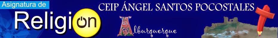 Clases de Religión CEIP Ángel Santos Pocostales (Alburquerque)