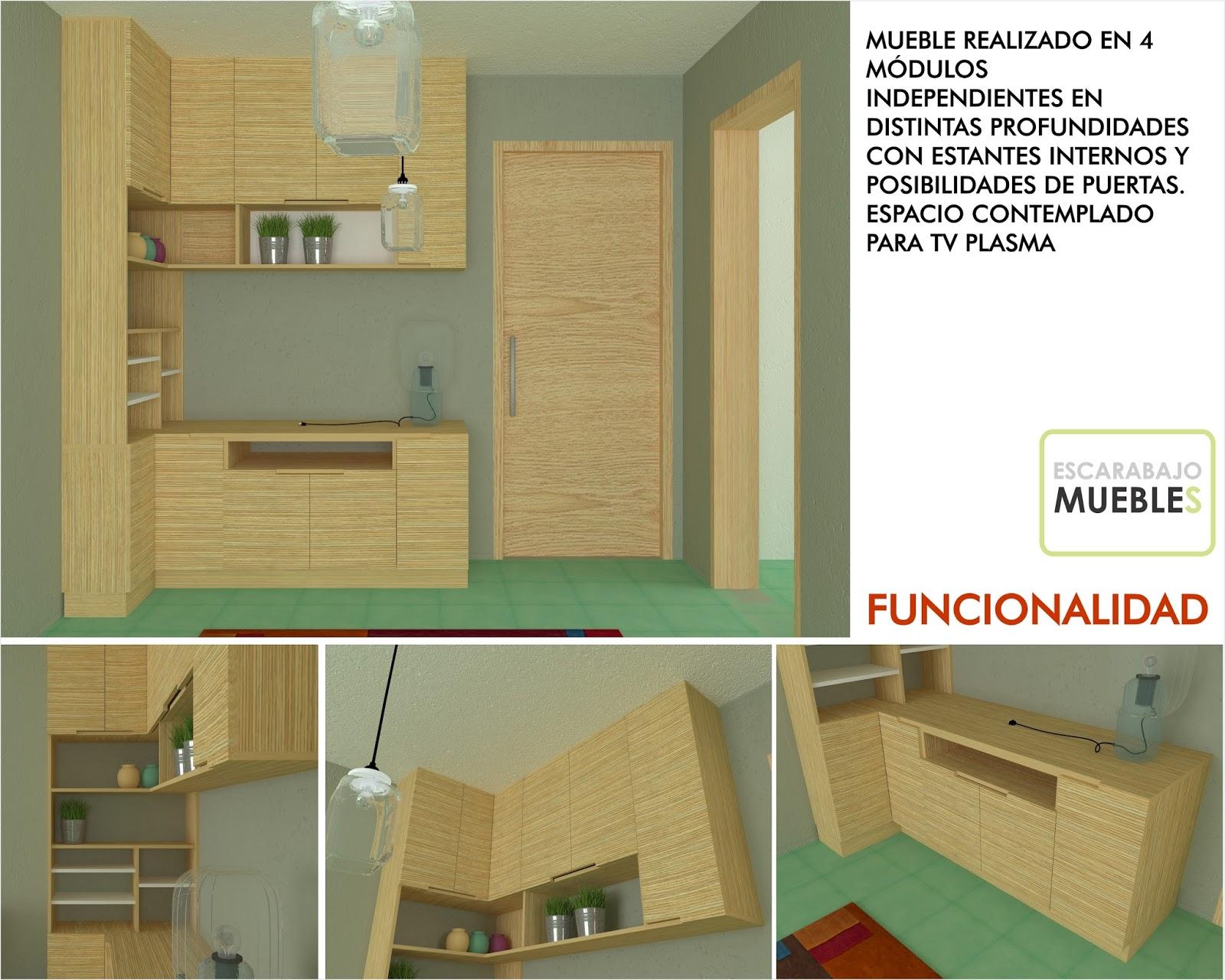 Muebles Funcionales Cool Los Muebles Que Elijamos Para Nuestro  # Muebles Funcionales