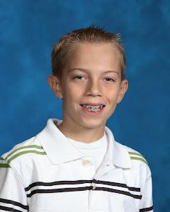 Noah 6th Grade