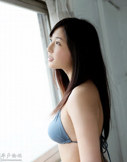 Yuri Murakami Japanese girl sexy dress 3
