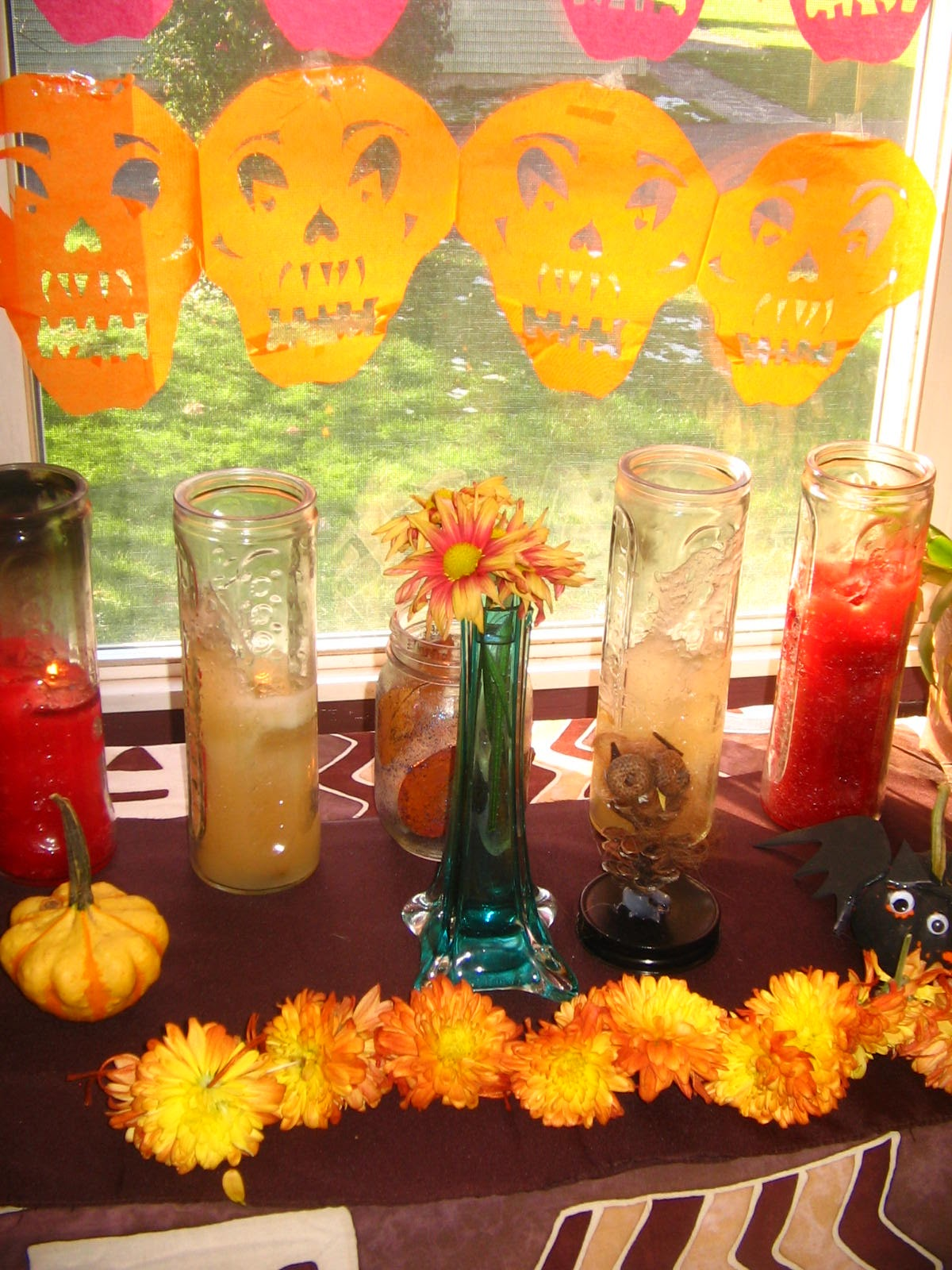 art and soul preschool: Day of The Dead Celebration