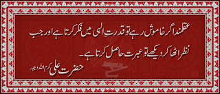 HAZRAT ALI Islamic Quotes about wiseman