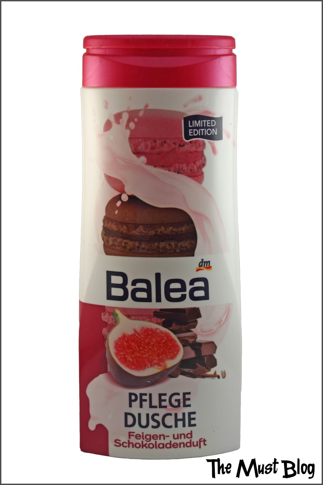 the must blog review balea shower gels limited edition. Black Bedroom Furniture Sets. Home Design Ideas