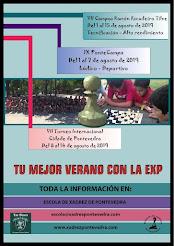 VII Campus Internacional Ramón Escudeiro Tllve