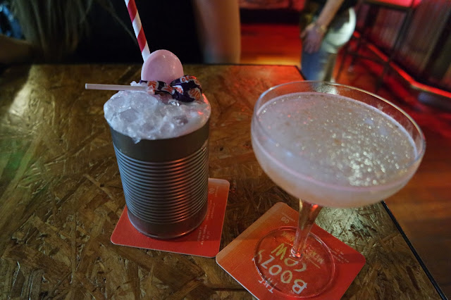 The Boozy Cow Restaurant Bar Review Edinburgh